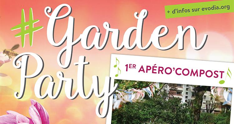 Garden Party, un événement dédié au compostage et au jardinage au naturel