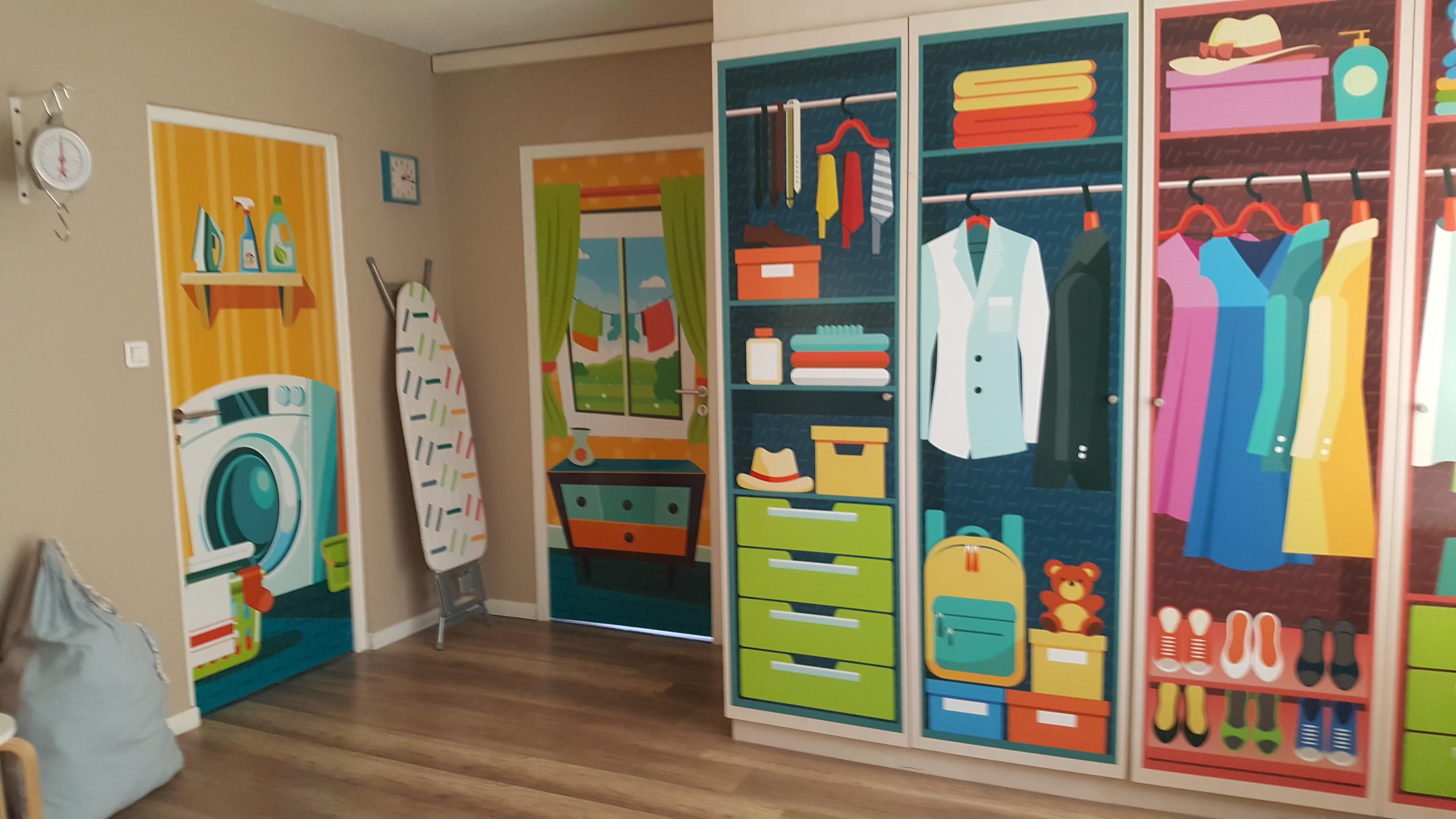 parcours pédagogique textiles Capavenir Vosges